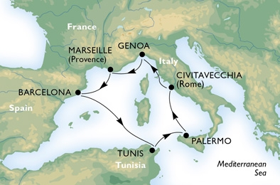 CRUISE MEDITERRANEO SEA AND HIRE MOTORHOME FOR YOUR TRAVEL IN ITALY